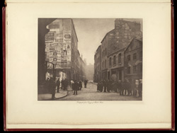 Bridgegate From Corner Of Market Street, 1899